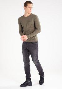 Blend - Slim fit -farkut - denim grey - 1