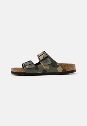 ARIZONA - Slippers - green