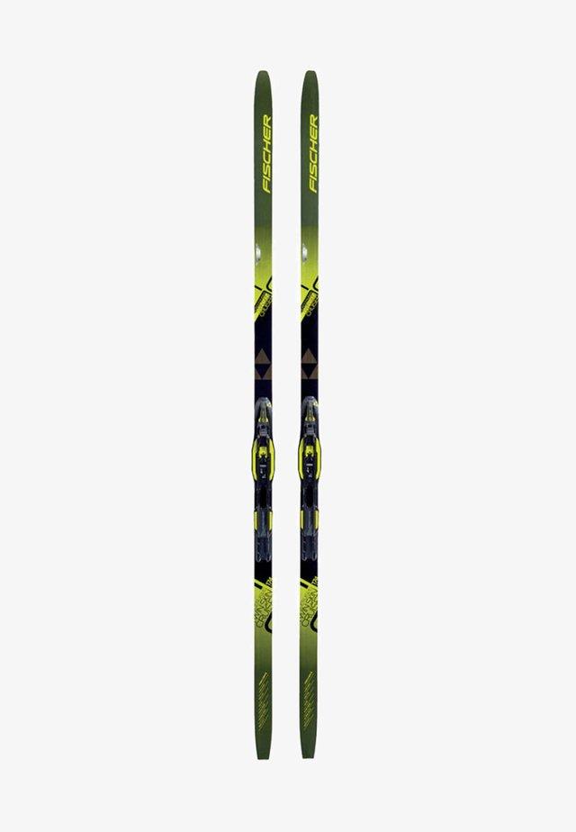 Skiing - black
