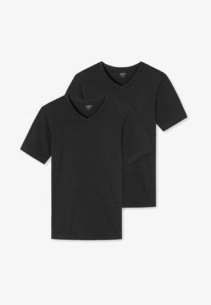 UNCOVER - T-shirt basic - schwarz