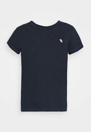ICON CREW NAVY - T-shirt basic - navy