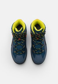 Lowa - KODY III GTX MID JUNIOR UNISEX - Hiking shoes - blau - 3