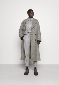 WEEKEND MaxMara - Button-down blouse - light grey - 1