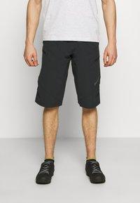 Zimtstern - TRAILSTAR EVO SHORT ME - Sports shorts - pirate black - 0