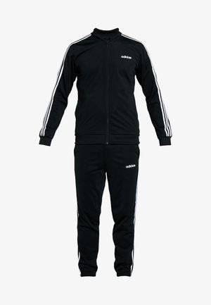 SET - Trainingsanzug - black/white