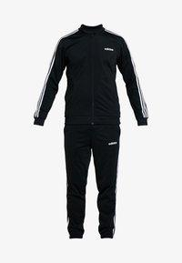 adidas Performance - SET - Tepláková souprava - black/white - 6