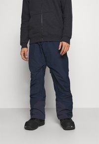 Quiksilver - BOUNDRY - Spodnie narciarskie - navy blazer - 0