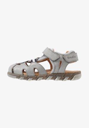 KARLO MEDIUM FIT - Walking sandals - light grey