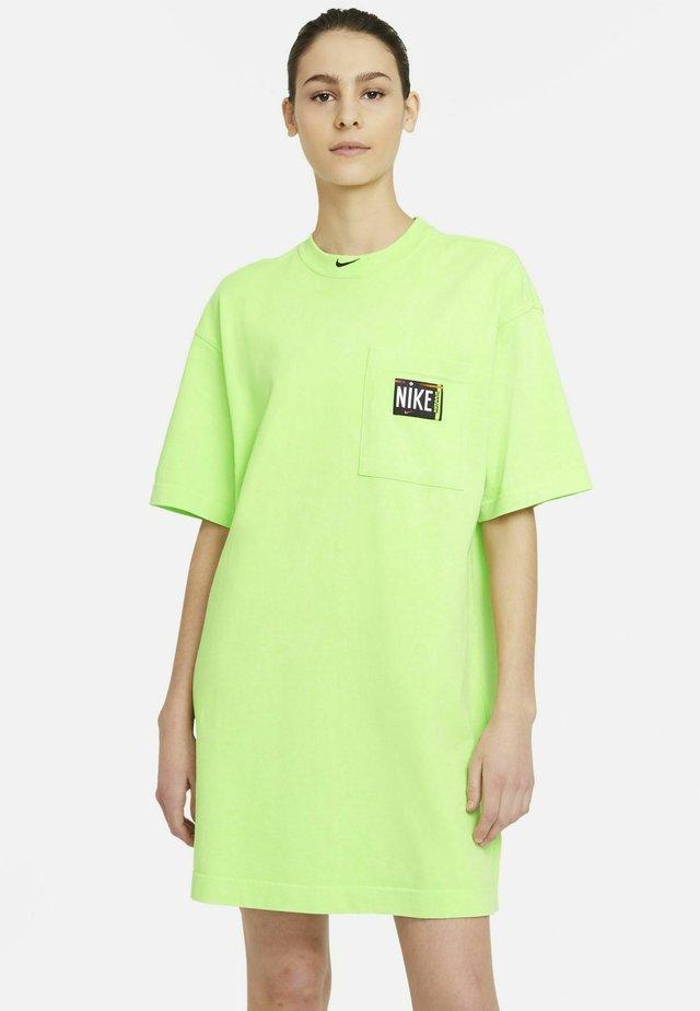 Jerseyjurk - ghost green/black