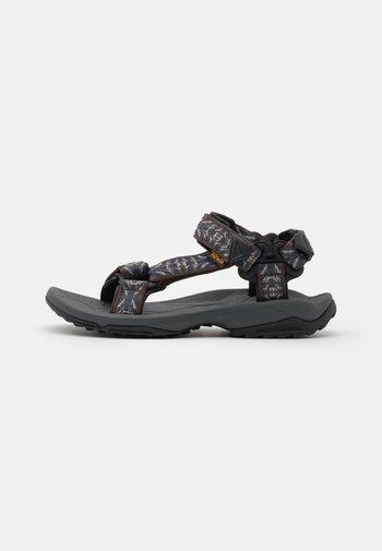 TERRA FI LITE - Walking sandals - triton/dark shadow