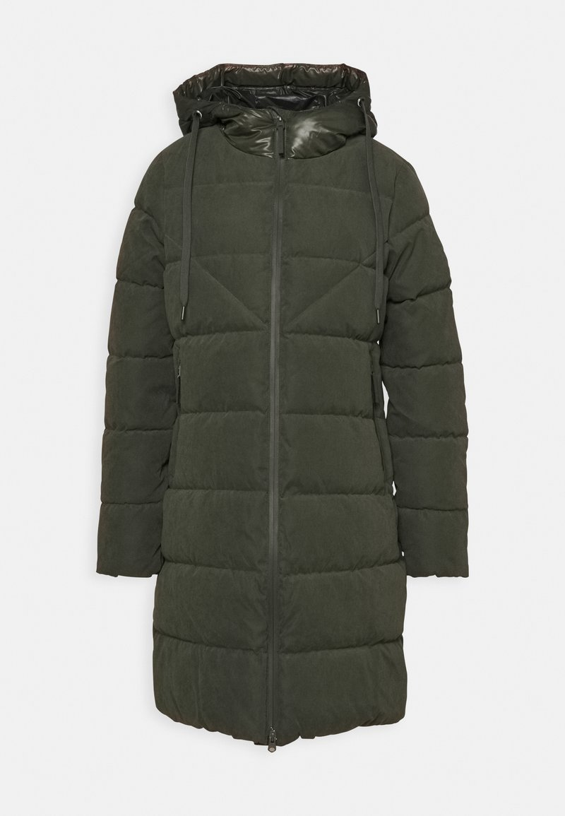 Q/S designed by - Winter coat - olive