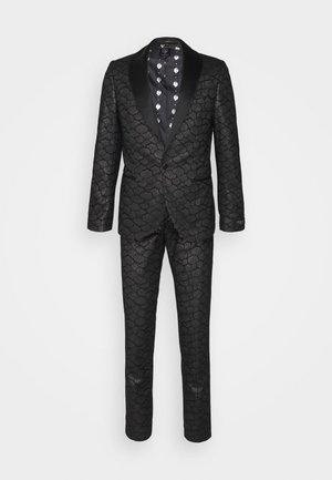 PHONOX SUIT SET - Suit - black