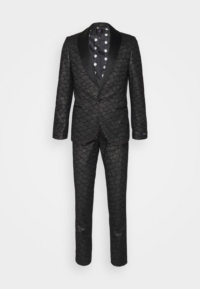 PHONOX SUIT SET - Kostuum - black