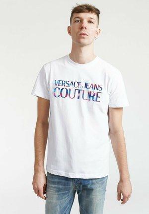 CAMISETA - Camiseta estampada - white