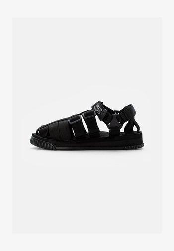 HIKER - Sandals - black
