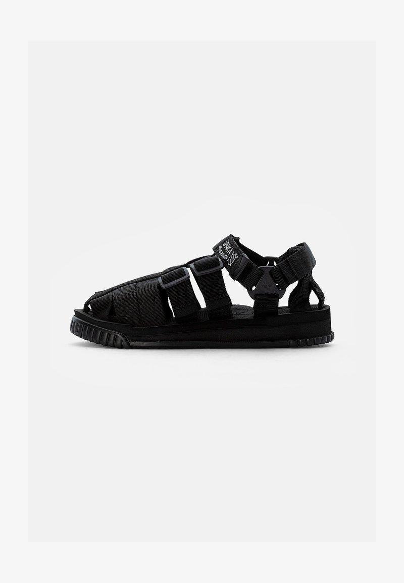 Shaka - HIKER - Sandals - black
