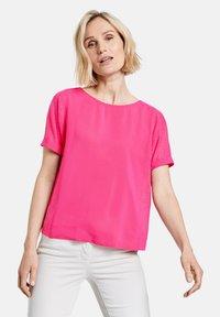 Gerry Weber - Basic T-shirt - rasberry - 0