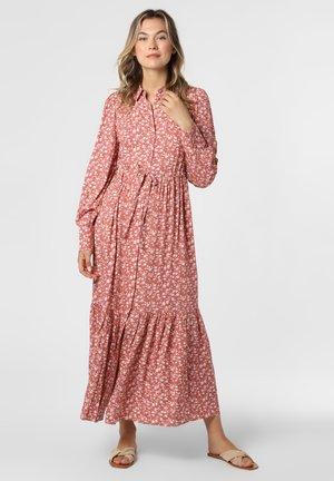 YASMITURA - Maxi dress - terra