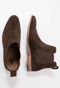 Jacamo - REAL CHELSEA BOOT - Classic ankle boots - dark brown - 1
