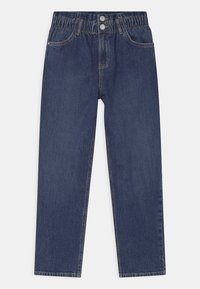 Lindex - LOUISE - Relaxed fit jeans - blue denim - 0
