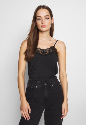 ONLSINE SINGLET - Top - black