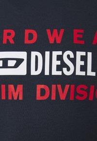Diesel - T-DIEGOS-K32 T-SHIRT - Print T-shirt - navy - 2