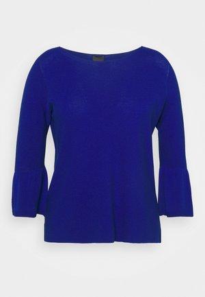 ABBAZIA - Jumper - blue