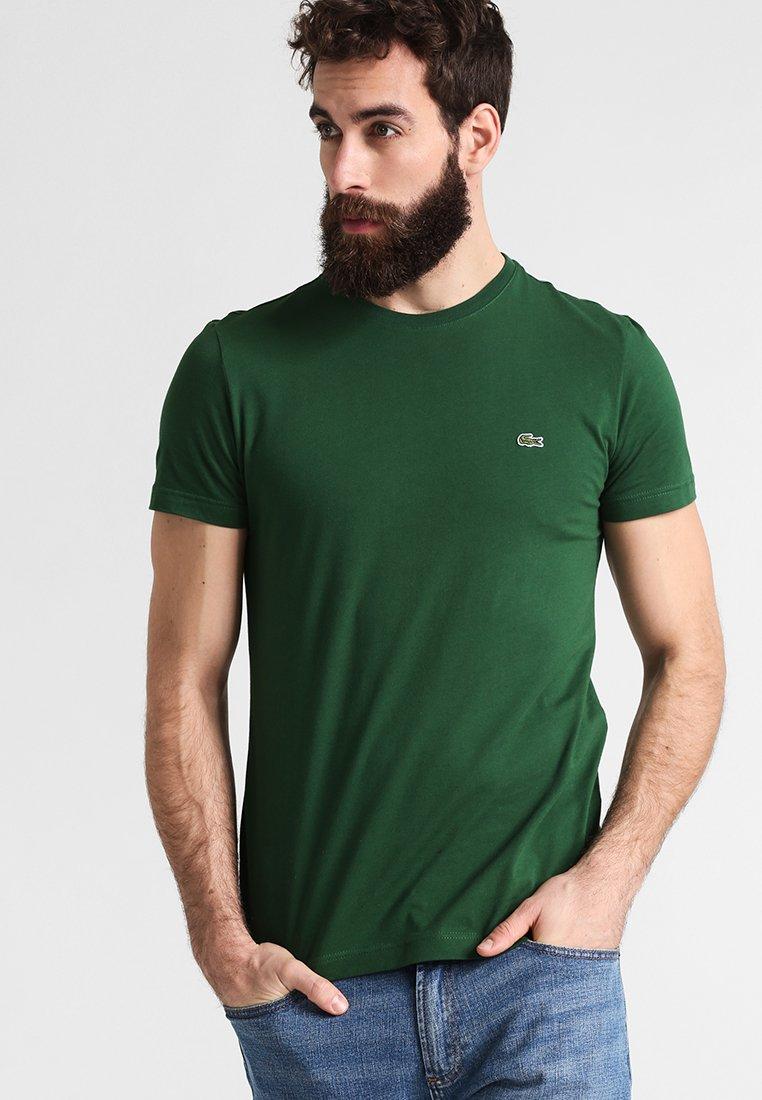 Lacoste - T-shirt basic - vert