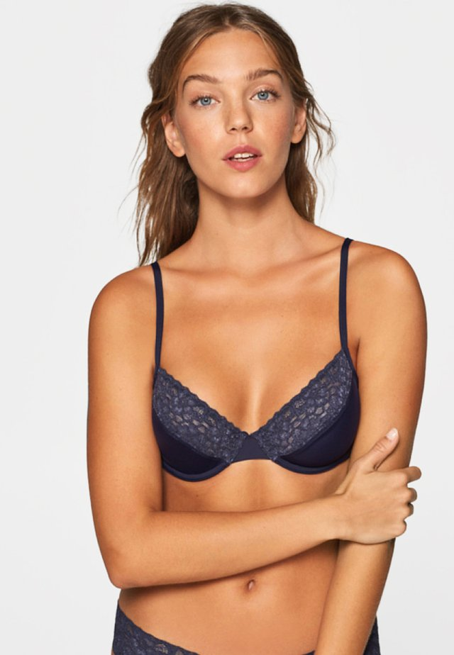 DAILY - Beugel BH - navy