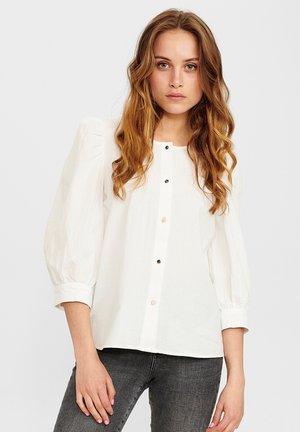 NUBUNNY - Blouse - bright white