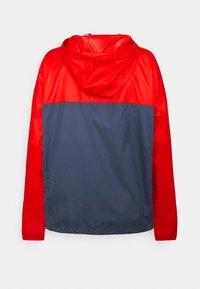 The North Face - CYCLONE - Veste coupe-vent - horizon red/vintageindigo - 7