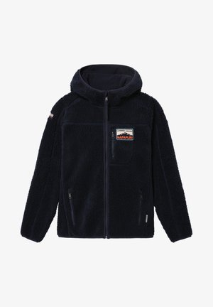 YUPIK - Fleece jacket - blu marine