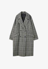 PULL&BEAR - Classic coat - dark grey - 5