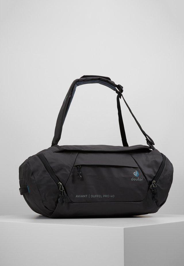 AVIANT DUFFEL PRO 40 - Cestovní taška - black