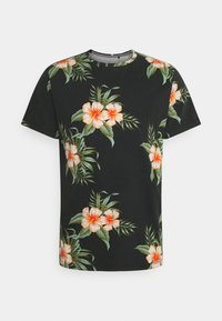 Blend - TEE - T-shirt imprimé - black - 0
