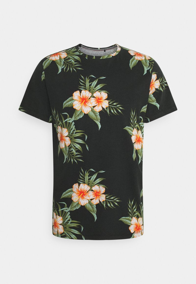 Blend - TEE - T-shirt imprimé - black