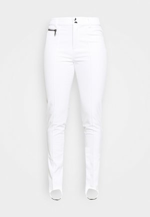 JOENTAKA - Trousers - optic white