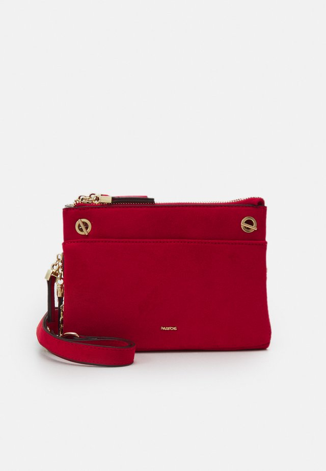 CROSSBODY BAG HORTENSIA - Across body bag - red
