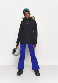 Roxy - RISING HIGH - Snow pants - mazarine blue - 1