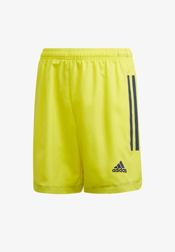 CONDIVO 20 SHOY PRIMEGREEN SHORTS - Sports shorts - yellow