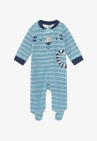 Carter's - TIGER BABY - Pyžamo - blue - 2