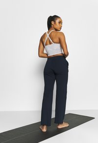 Deha - PANTS - Tracksuit bottoms - night blue - 2