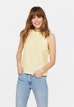 Blusa - light yellow