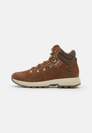 COASTAL HIKER - Hiking shoes - cornstalk/bushwacker