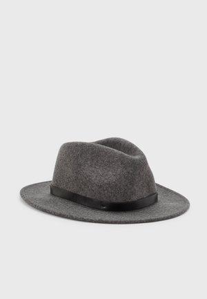 MESSER FEDORA UNISEX - Hatt - heather grey