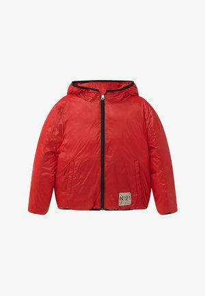 GIACCA - Down jacket - bright red