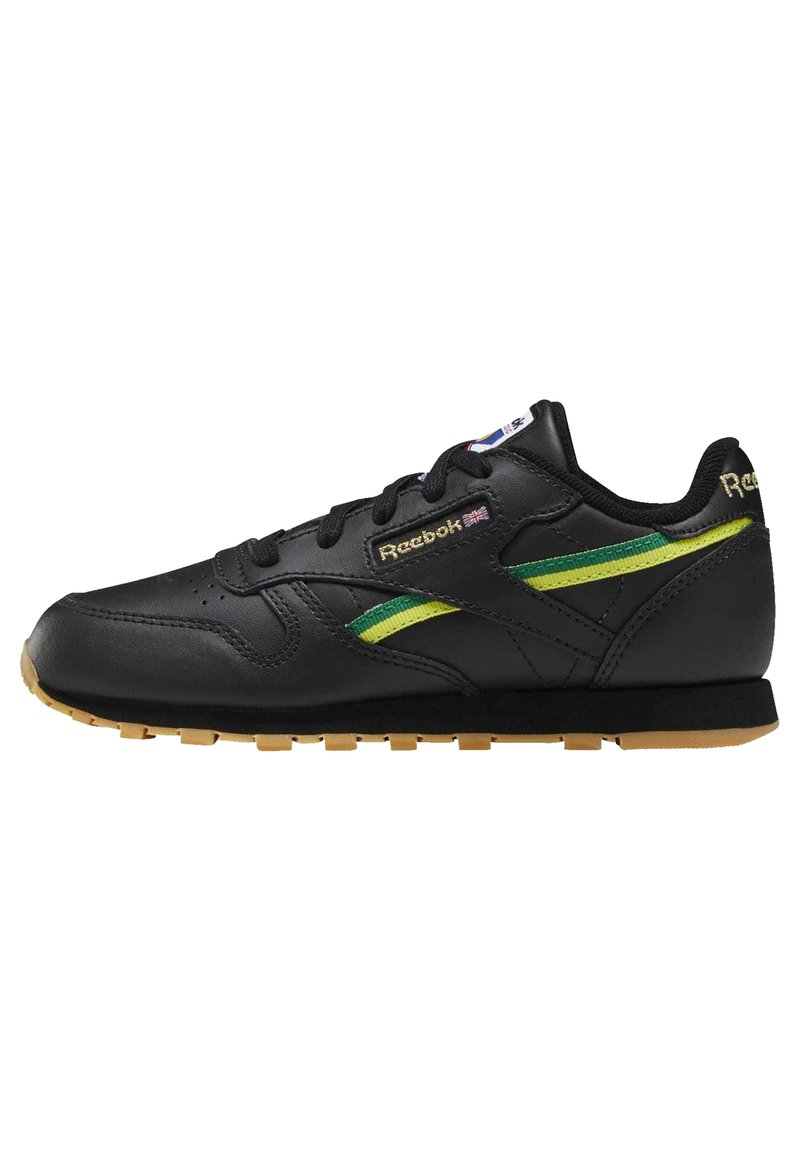 Reebok Classic - CLASSIC LEATHER SHOES - Sneakers laag - black