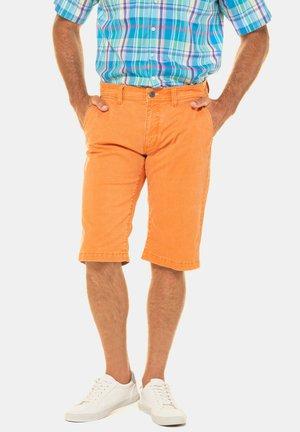 Shorts - neon-orange