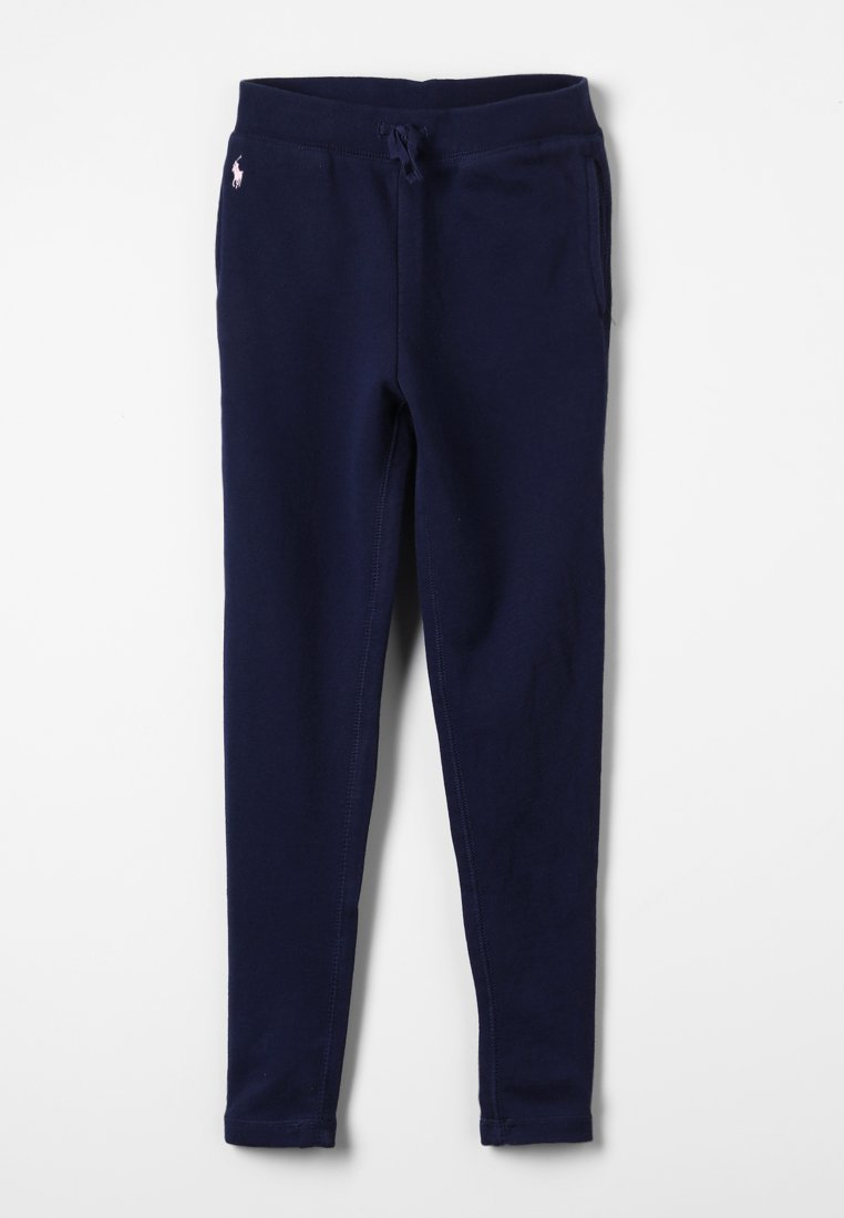 Polo Ralph Lauren - DRAPEY TERRY - Tracksuit bottoms - french navy