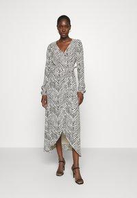 Fabienne Chapot - NATASJA DRESS - Day dress - black/white - 0